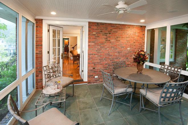 Traditional Porch by Blackdog Design Build Remodel