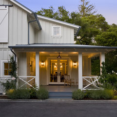 traditional porch by Arcanum Architecture