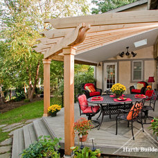 Porch by Harth Builders