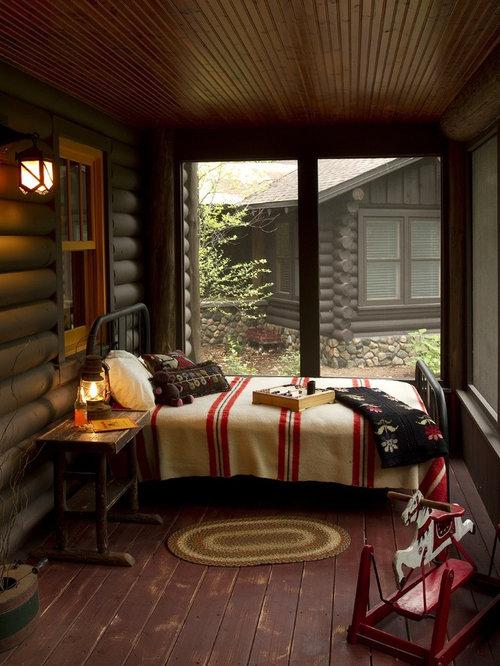 Sensational Best Rustic Cottage Interior Design Ideas Remodel Pictures Houzz Largest Home Design Picture Inspirations Pitcheantrous