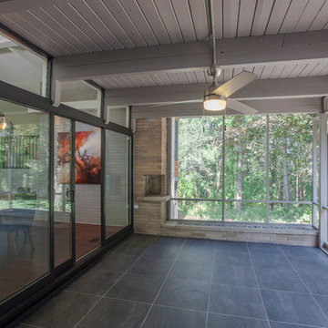 Mid Century Modern House Remodel and Staging