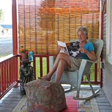 Farmhouse Porch by Sarah Greenman