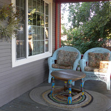 Farmhouse Porch by Sarah Greenman