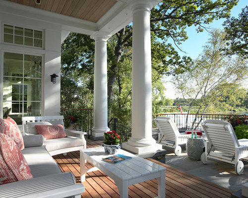 Uncovered Porch Ideas Pictures Remodel And Decor