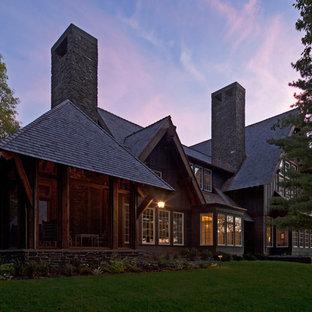 Idee per un portico stile rurale
