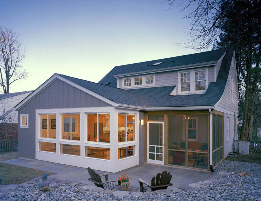 Porches - Modern Cottage