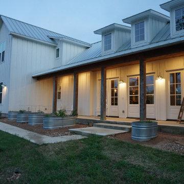 Modern Farmhouse build