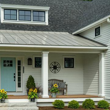 Modern Farmhouse Newbury Massachusetts