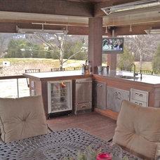 Modern Porch Modern Porch