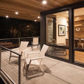 Modern Prairie Style Home on Minnehaha Creek