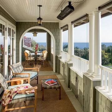Montecito Shingle Style Home
