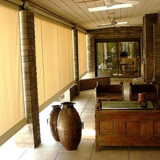 Inspiration for a timeless porch remodel in Phoenix