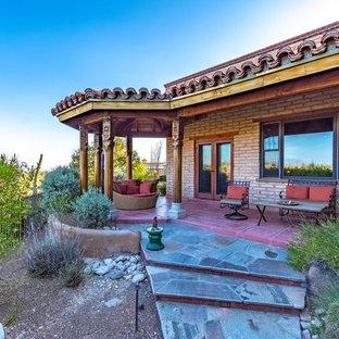 Southwest porch photo in Phoenix