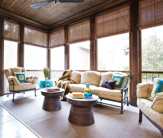Tropical Veranda by Panageries