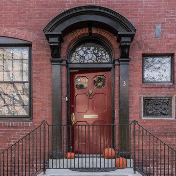 Multi-Unit Brownstone Renovation - Boston, MA