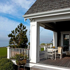 Traditional Porch by Dan Nelson, Designs Northwest Architects