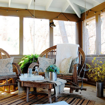 My Houzz: Charming Mountain Chic home on the foothills of Lookout Mountain