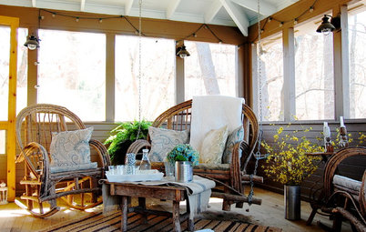 My Houzz: Rustic Charm on a Summer Campsite in Alabama