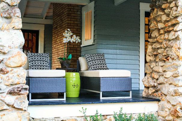 Transitional Porch by Mina Brinkey