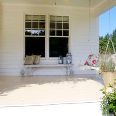 Farmhouse Porch by Adrianna Beech