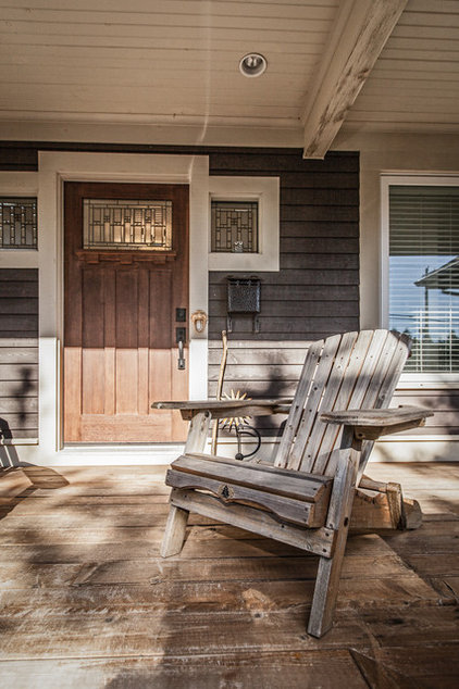 traditional porch by Becki Peckham