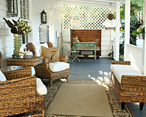 Porch Design Ideas front porch decorating ideas our vintage home love springsummer porch ideas 88628 Porch Design Ideas Remodel Pictures Houzz