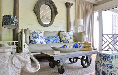 My Houzz: Treasure Hunting Pays Off in Maryland