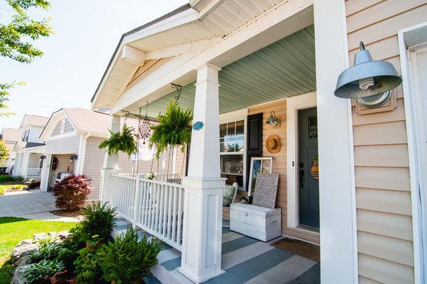 Farmhouse Porch by Alexandra Crafton