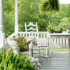 My Houzz: Lush, Wooded Setting for a Live-Work Home