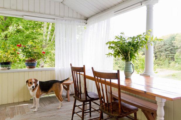 Farmhouse Porch by Rikki Snyder