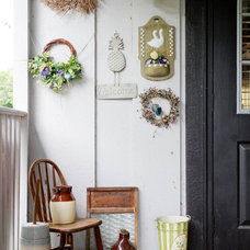 Farmhouse Porch by Rikki Snyder