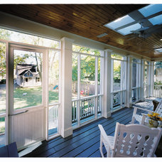 Traditional Porch by Winthorpe Design & Build, Inc.