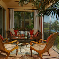 Tropical Porch by kristmann deisgn group
