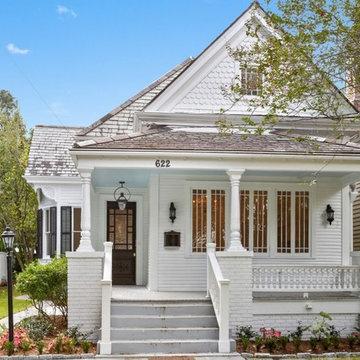 Nashville Avenue Home Addition & Renovation in New Orleans, La.