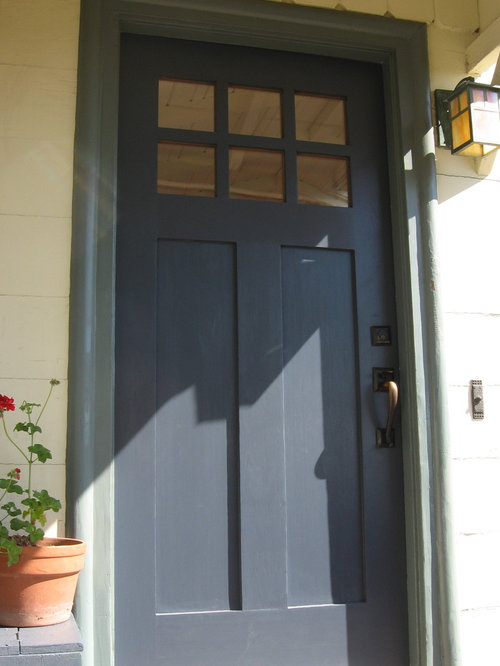 Navy Blue Door Home Design Ideas Pictures Remodel And Decor