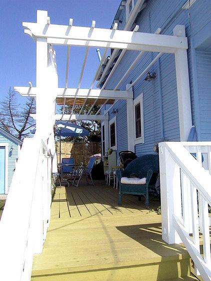 Farmhouse Porch by W. David Seidel, AIA - Architect