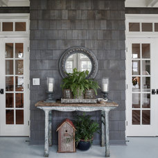 Traditional Porch by Building Concepts and Design