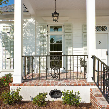 New Orleans Charm with a Private Courtyard