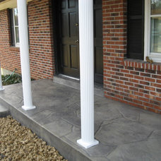 Porch by Benhardt Construction & Remodeling
