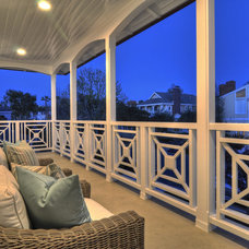 Traditional Porch by Details a Design Firm