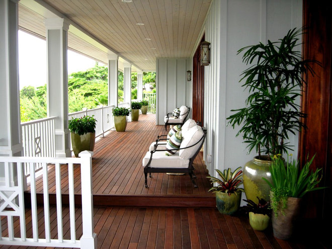 Tropical Porch by D for Design
