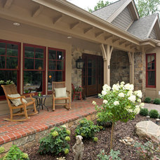 Traditional Porch by Bob Michels Construction, Inc.