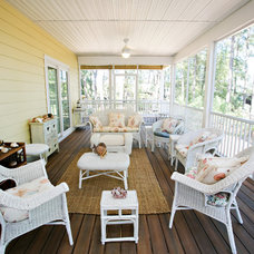 Traditional Porch by Turnstone Builders