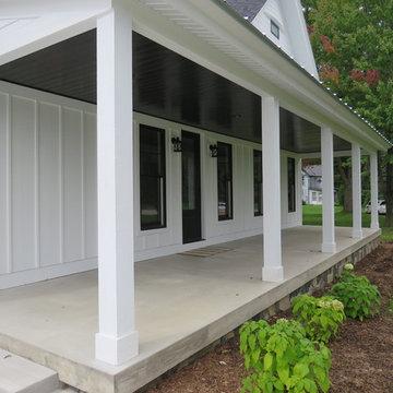 Northeast Farmhouse Remodel