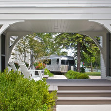 Contemporary Porch by Scott Christopher Homes/Surpass Renovations