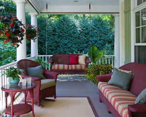 Front porch furniture ideas pictures remodel and decor for Front porch furniture ideas