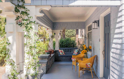 These 8 Relaxed Porches May Be Just What You Need