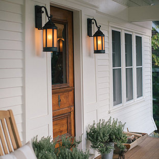 1950S Ranch Exterior Remodeling Porch Ideas & Photos | Houzz on victorian porch designs, ranch with porch, ranch home exterior designs, farm porch designs, ranch home basement designs, ranch home fronts, ranch home pergola, bungalow porch designs, ranch home deck, rancher porch designs, split level porch designs, ranch home patio designs, ranch home entrance designs, ranch home living room designs, colonial house porch designs, ranch porch ideas, ranch home landscape designs, ranch home kitchen designs, ranch style, ranch home interior designs,
