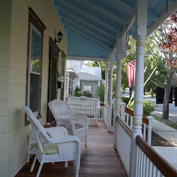 Ocean Grove porch