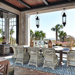 Ocean Marsh Residence- Outdoor Dining